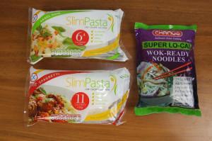 Product Review: Konjac (low-cal) noodles