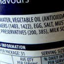How to check an Ingredient List