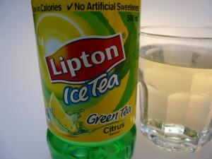 Product review: Lipton Green Tea Ice Tea