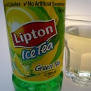 Product review: Lipton Green Tea Ice Tea