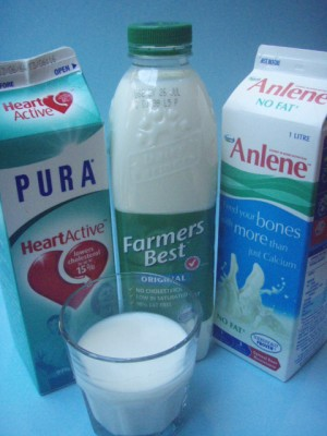 Product review: Three light milks compared