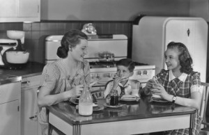 Family fare: traditions and trends in Australia