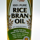 Product review: Rice Bran Oil