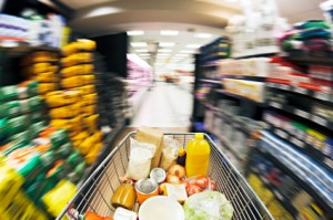 Healthy eating begins with healthy shopping! Try these 12 handy tips
