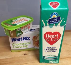 Eat to beat cholesterol